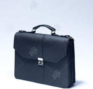 Genuine Leather Office Bag Available in Blue Color Order Yours Now | Bags for sale in Lagos State, Lagos Island (Eko)