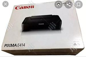 Canon PIXMA E414 - All-In-One Inkjet Photo Printer | Printers & Scanners for sale in Lagos State, Ikeja