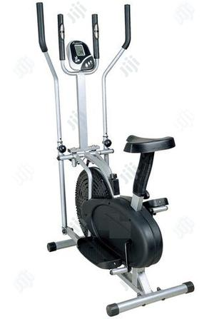 Four Handle Orbitrac Bike With Dumbbell   Sports Equipment for sale in Lagos State, Surulere
