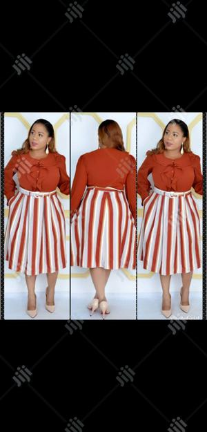 Ladies Formal Free Turkey Skirt and Blouse | Clothing for sale in Lagos State, Lagos Island (Eko)