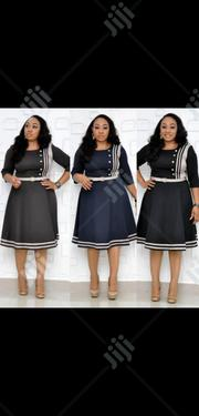 Women Formal Turkey Dress in Navy Blue | Clothing for sale in Lagos State, Lagos Island