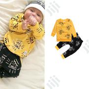 2pc Set Baby Sweatshirt Cloth   Children's Clothing for sale in Ondo State, Akure