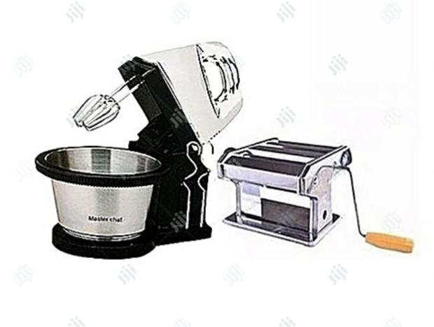 Master Chef Pasta Cutter and Cake Mixer Bundle-Small