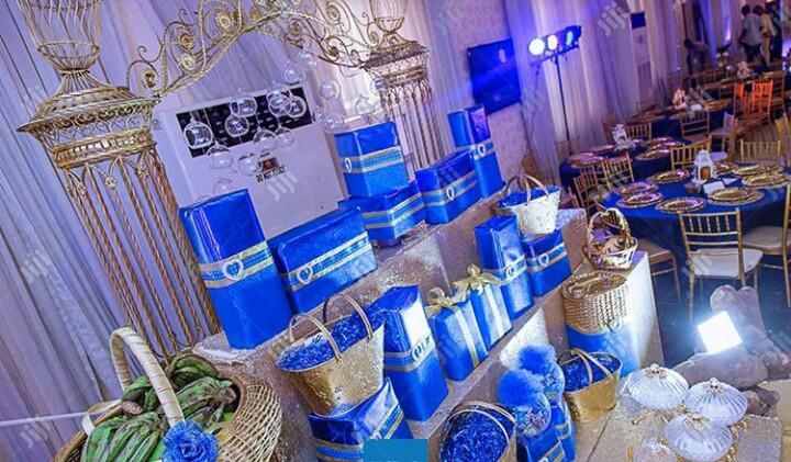 Bespoke Eru Iyawo Gift Packaging