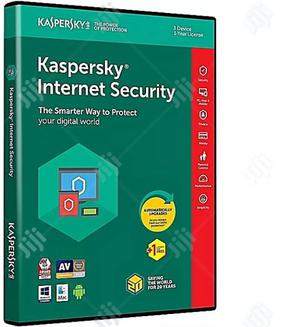 Kaspersky Internet Security - 3+1 Users, 1 Year | Software for sale in Lagos State, Ikeja