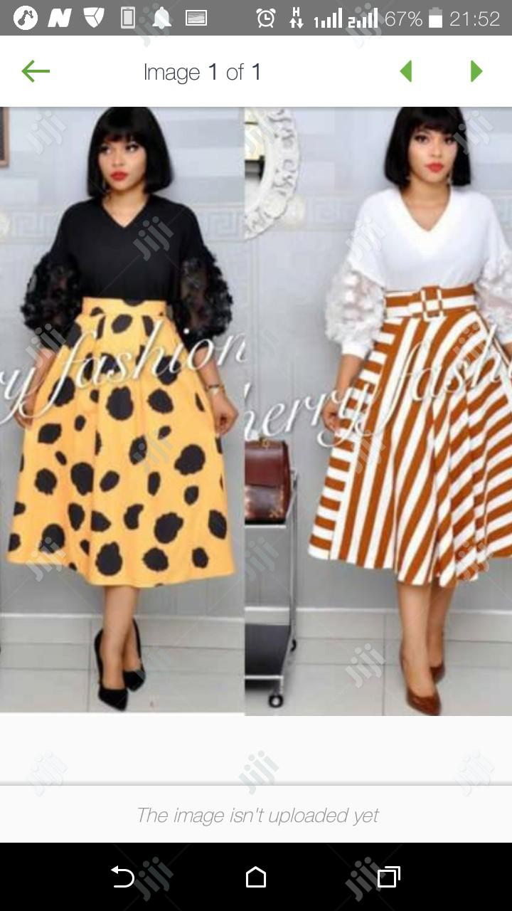 New Female Cherry Gown   Clothing for sale in Ikeja, Lagos State, Nigeria