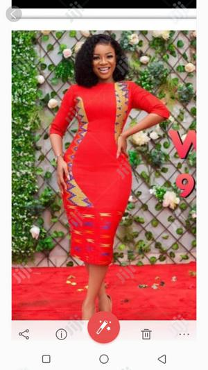 Fitted Ladies Gown | Clothing for sale in Lagos State, Ikeja