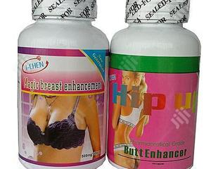 J Chen 2 In 1 Breast And Hip Up Butt Enlargement Vitamins | Sexual Wellness for sale in Lagos State