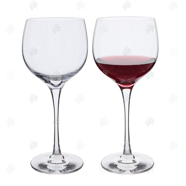 Cristal Wine Glass
