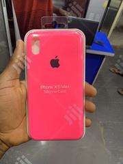 Silicone Case for iPhone Xsmax   Accessories for Mobile Phones & Tablets for sale in Lagos State, Ikeja