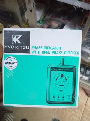 Kyoritsu 8031 Phase Indicator | Manufacturing Materials for sale in Lagos State, Apapa
