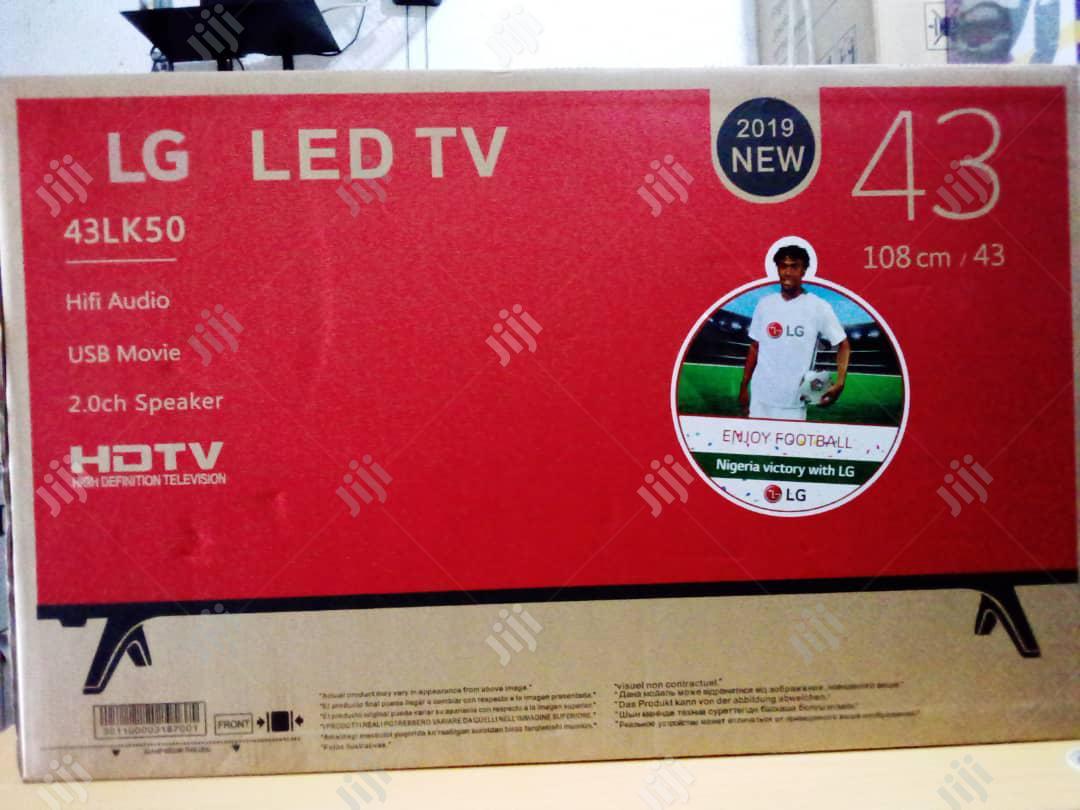 """Brand New LG LED Tv, 43"""" Inches, HDTV"""