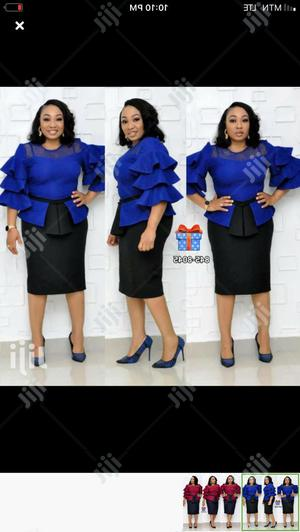 Ladies Formal Skirt and Blouse | Clothing for sale in Lagos State, Lagos Island (Eko)