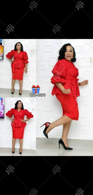 Women Formal Lace Blouse and Skirt | Clothing for sale in Lagos State, Lagos Island (Eko)