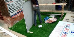 Exclusive Decorative Synthetic Turf Grass For Sale | Garden for sale in Abia State, Umuahia