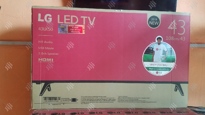 Original 43 Inches LG Led