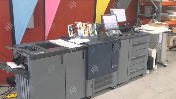 1070 Used Productuon DI Printing Machine