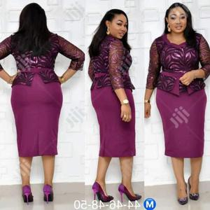 Women Formal Skirt and Blouse | Clothing for sale in Lagos State, Lagos Island (Eko)