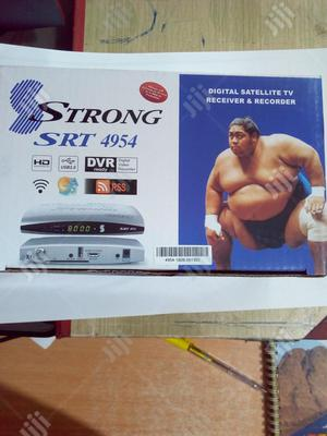 Strong HD Decoder Srt-4954   TV & DVD Equipment for sale in Rivers State, Port-Harcourt