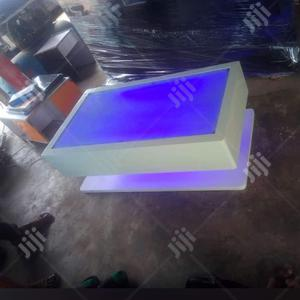 New Modern Center Table/Senter Table,,,,, It's Have LED Lights | Furniture for sale in Lagos State, Lekki