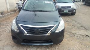 Nissan Versa 2015 Gray | Cars for sale in Lagos State, Ikeja