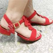 Tovivans Trendy Low Heel Sandals | Shoes for sale in Lagos State, Ikeja