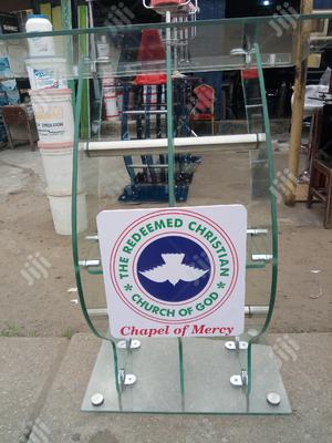 Glass Pulpit   Furniture for sale in Lagos State, Shomolu