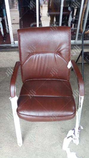 Superb Executive Office Victors Leather Chair Impoterd Brand New   Furniture for sale in Lagos State, Ajah