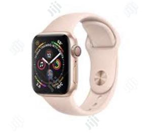 Iwatch Series 5 44mm Gold GPS | Smart Watches & Trackers for sale in Lagos State, Ikeja