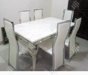 Marble Dining Table | Furniture for sale in Lagos State, Alimosho