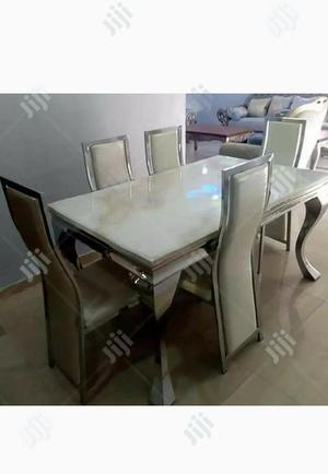 Marble Dining Table   Furniture for sale in Lagos State, Badagry