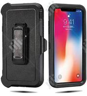 iPhone 11 Max Pro And iPhone 11 Pro Nd iPhone 11 Defender Case - Black   Accessories for Mobile Phones & Tablets for sale in Lagos State, Ikeja