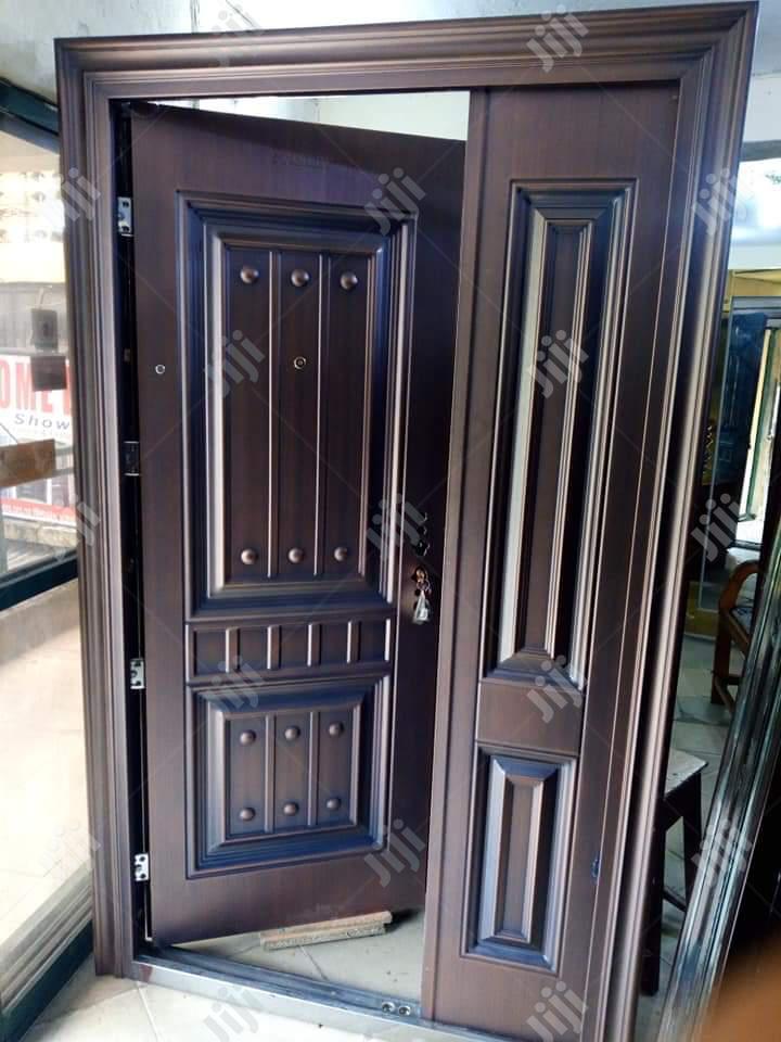 4ft Copper Door