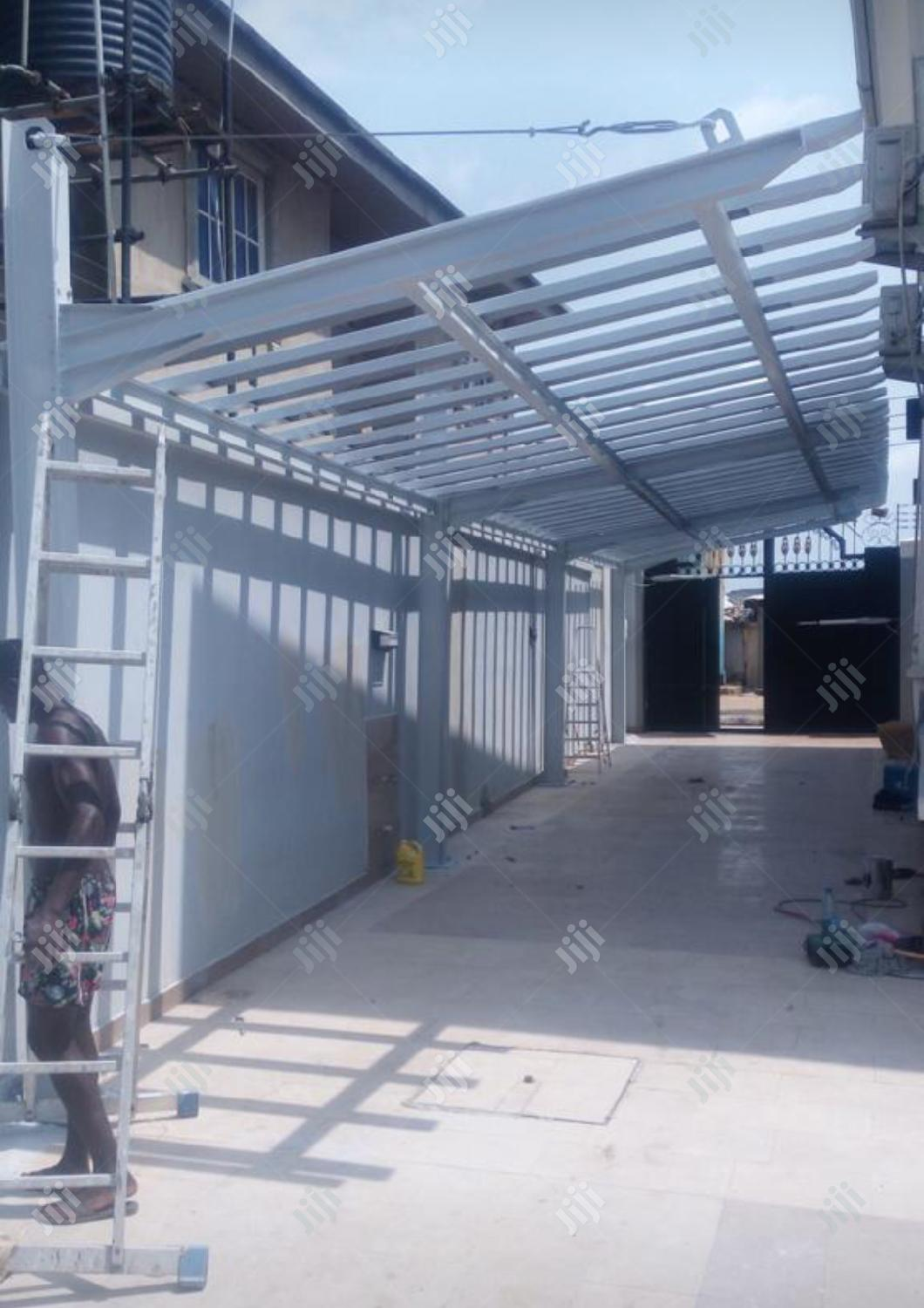 Modern Carport   Building Materials for sale in Central Business Dis, Abuja (FCT) State, Nigeria