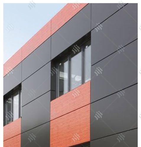 Quality Outside Wall Cladding With Aluminium Composite Panel