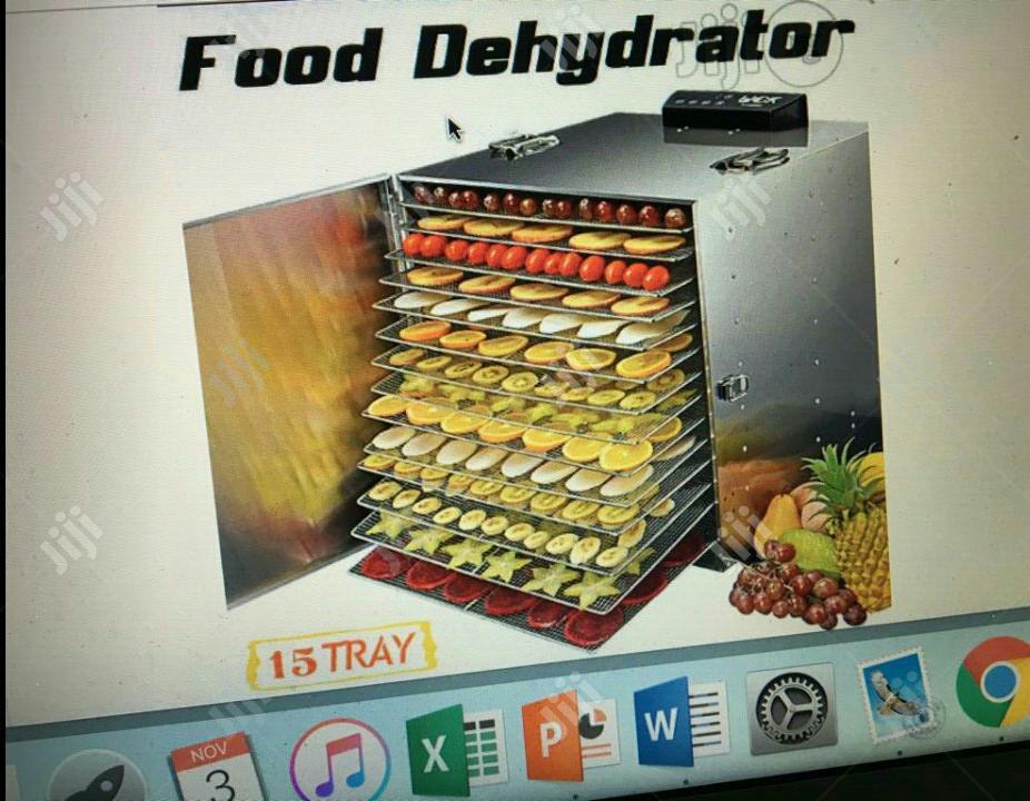 Foods Dryer Machine