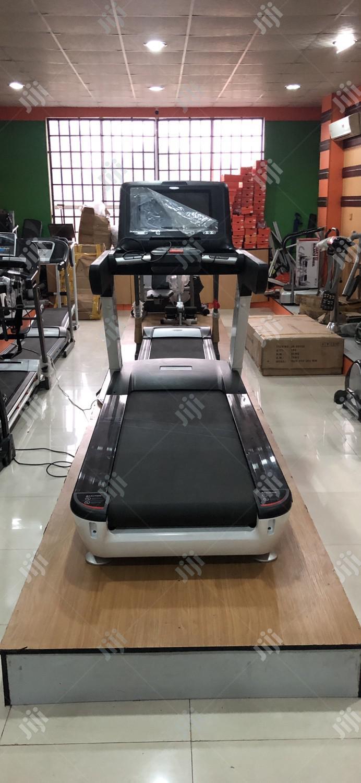 Archive: America Fitness 8hp Treadmill