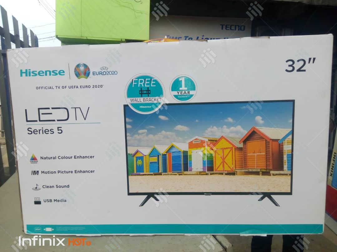 Archive: Hisense 32-inch HD N50HTS Satellite TV + 12 Months Warranty