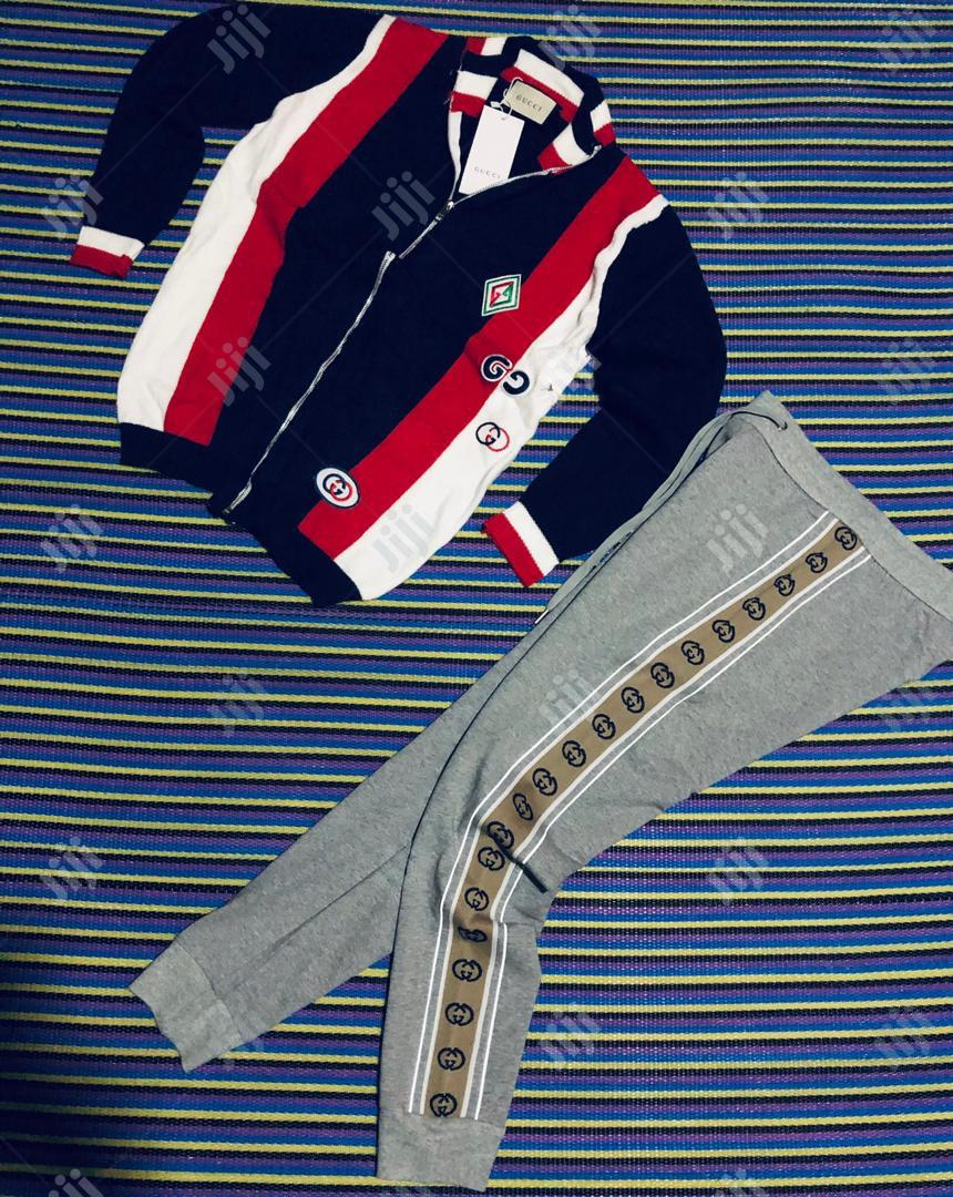 Archive: Original Gucci Tracksuits Available