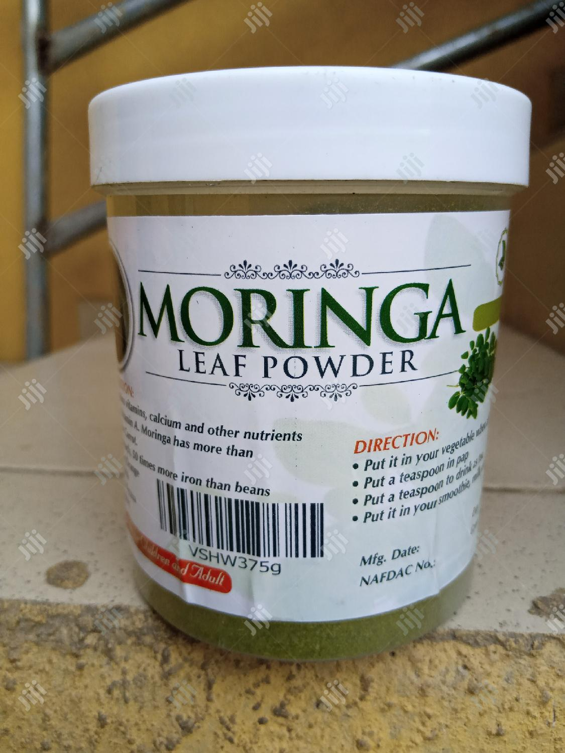 Archive: Moringa Powder