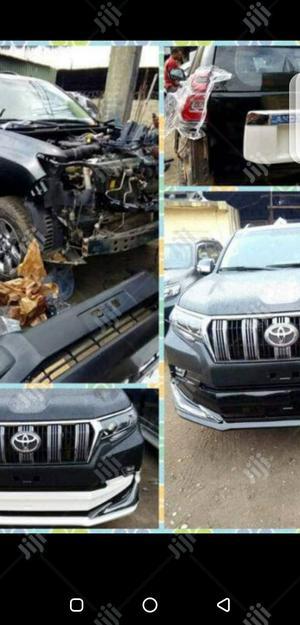 Upgrade Kit Parts Toyota Prado Land Cruiser 2010 To 2019/2020   Automotive Services for sale in Lagos State, Mushin