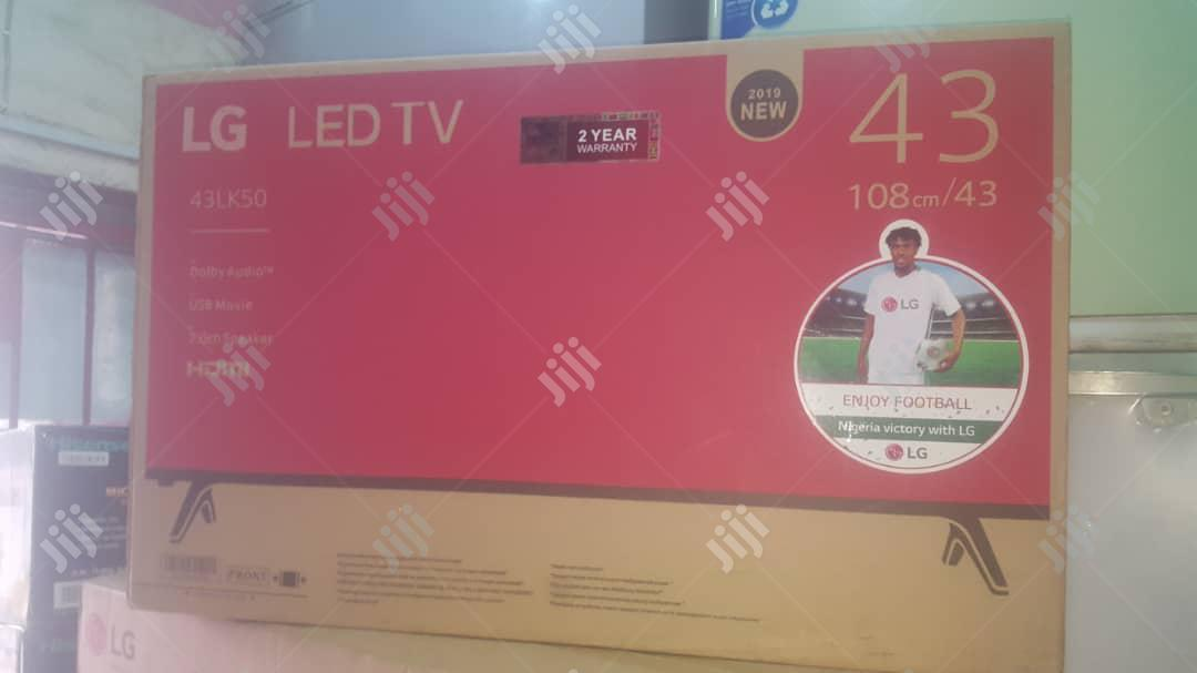 """LG 43""""Inches Full HD LED TV   TV & DVD Equipment for sale in Ojo, Lagos State, Nigeria"""