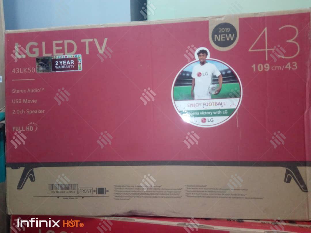 """LG 43""""Inches Full HD LED TV"""