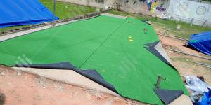 Exterior Installation Of Artificial Grass | Landscaping & Gardening Services for sale in Lagos State, Ikeja
