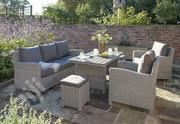 Plush Quailty Garden Rattan Furniture Set (Chairs/Table)   Other Services for sale in Lagos State, Ikeja