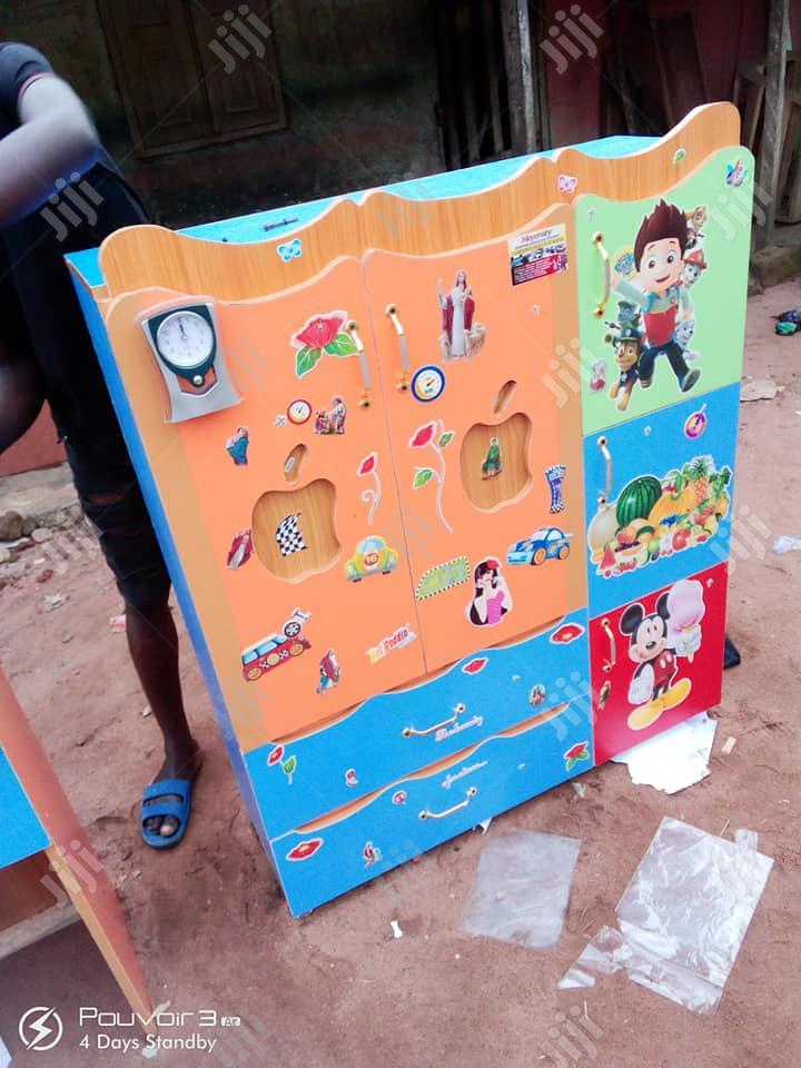 Exclusive Baby Wardrope | Children's Furniture for sale in Ikorodu, Lagos State, Nigeria