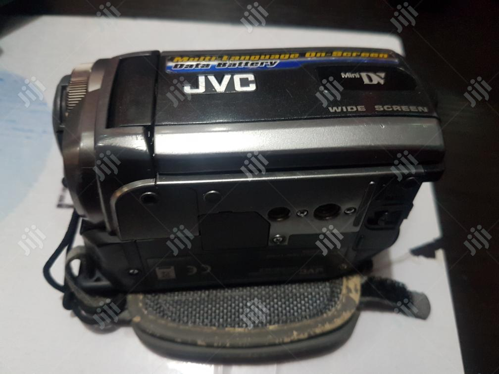 Archive: This Is JVC Digital Video Camera 800x Digital Zoom