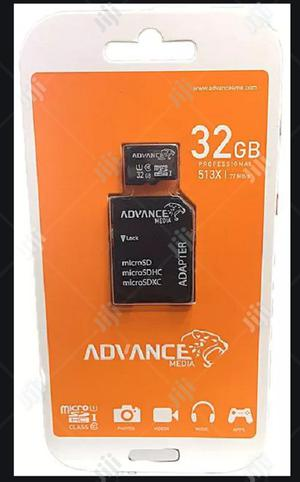32GB Advance Memory Card | Accessories for Mobile Phones & Tablets for sale in Lagos State, Ikeja