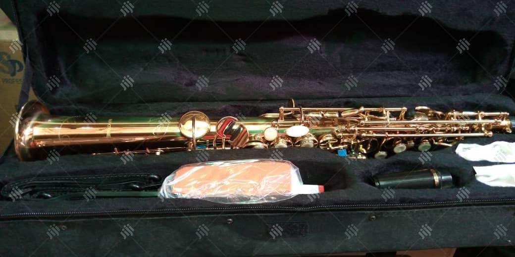 Original Professional Soprano Saxophone Straight