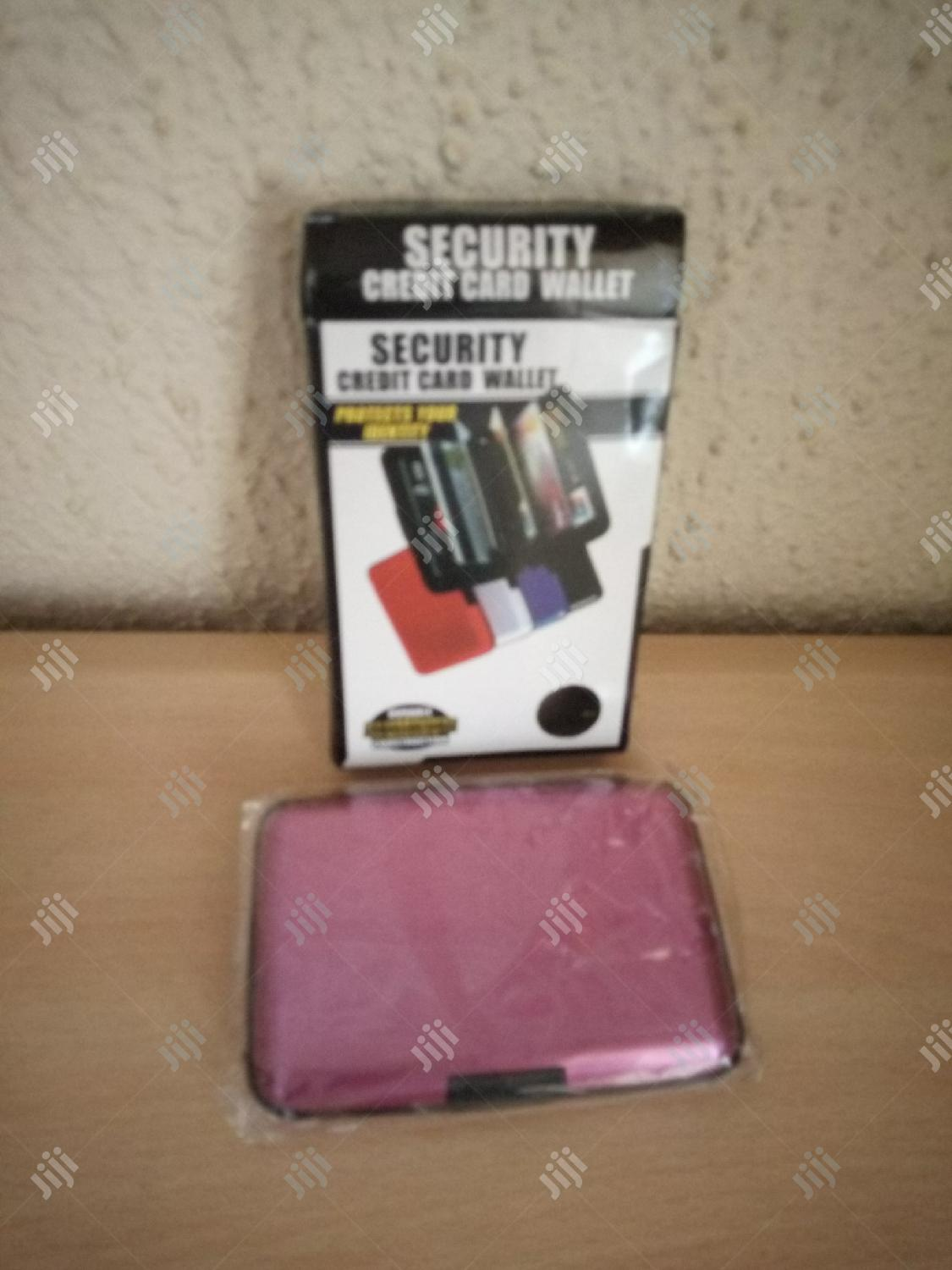 Security Credit Cards Wallet | Bags for sale in Kubwa, Abuja (FCT) State, Nigeria